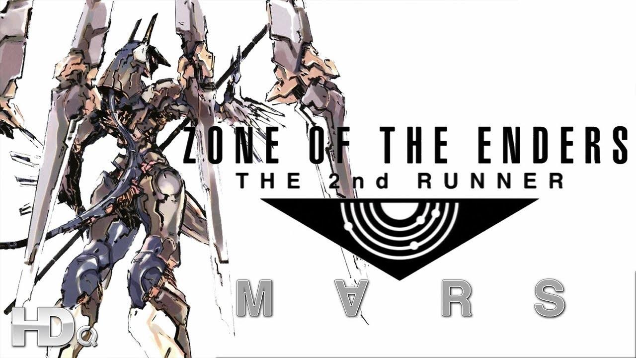 لعبة Zone Of The Enders: The 2nd Runner M∀RS ستستخدم برمجيات Yebis!