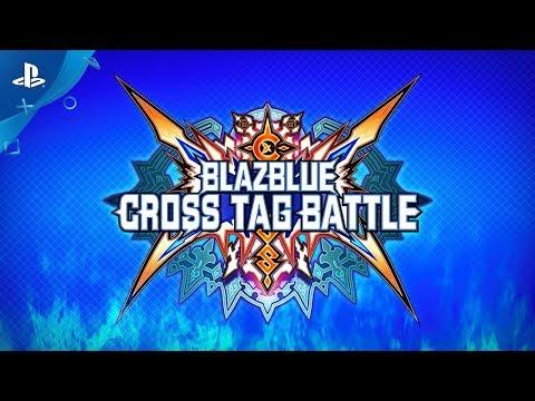 عرض دعائي جديد للعبة BlazBlue Cross Tag Battle