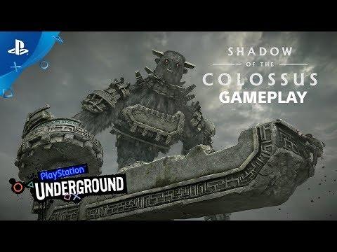 لنشاهد 14 دقيقة من ريميك لعبة Shadow of the Colossus