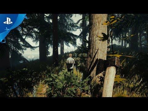 عرض دعائي جديد للعبة البقاء و الرعب The Forest