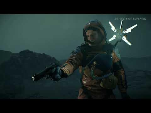 فيديو Death Stranding كان يعمل على PS4 Pro بدقة 4K
