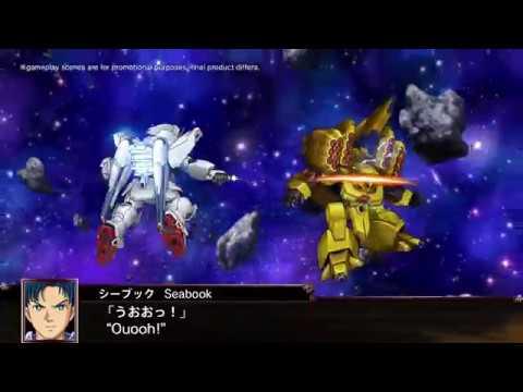 الإعلان رسمياً عن Super Robot Wars X لجهازي PS4/Vita