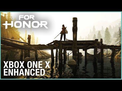 إستعراض نسخة الـ4K من لعبة For Honor لجهاز الـXbox One X