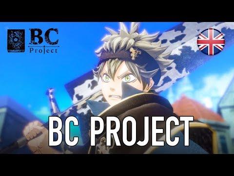 الكشف عن لعبة Black Clover Project Knights للـPS4 والحاسب الشخصي