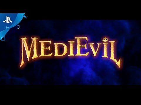 رسمياً لعبة MediEvil تعود بنسخة محسنة على جهاز سوني المنزلي Playstation 4!