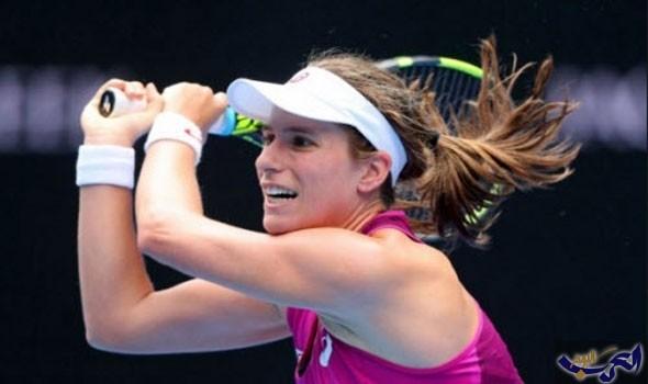 لاعبة التنس البريطانية جوهانا كونتا تُعلن هوية مدربها الجديد