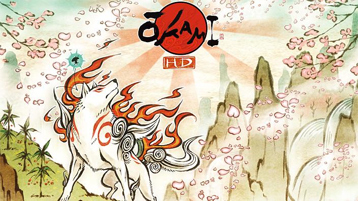 Okami HD تعمل بسرعة 30 إطاراً على الحاسب الشخصي!