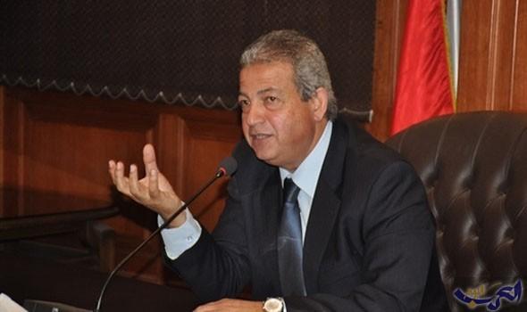 وزير الرياضة المصري يجتمع باللجنة الأوليمبية الأربعاء المقبل