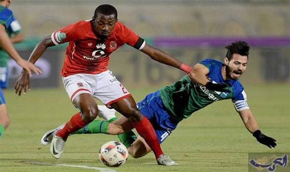 الأهلي يجمد مستحقات لاعبيه بعد الخسارة من مصر للمقاصة