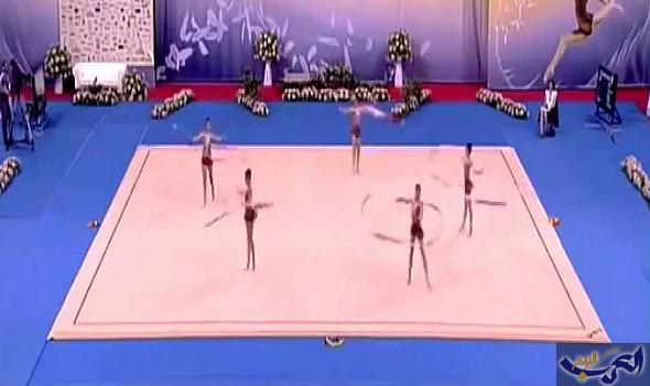 نادي جمبو يفوز ببطولة لبنان لإناث الجمباز