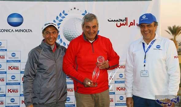 حصول المنتخب المصري للغولف على المركز الثالث في البطولة العربية