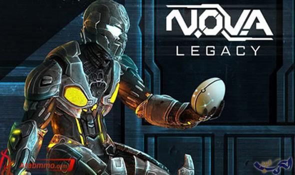 لعبة إطلاق النار الشهيرة N.O.V.A. Legacy متوفرة على الهواتف الذكية