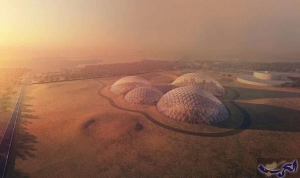جولة مميّزة في أول مستعمرة بشرية على كوكب المريخ