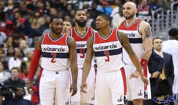 """""""ويزاردز"""" يقهر """"صنز"""" في الدوري الأميركي لكرة السلة"""