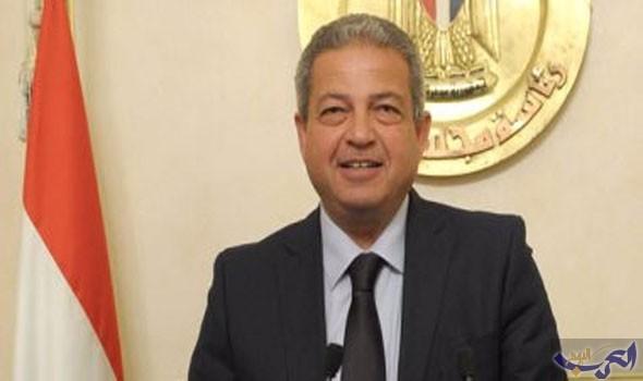 خالد عبدالعزيز يُهنئ منتخب مصر للاسكواش للفوز ببطولة العالم