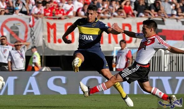 حكام الدوري الأرجنتيني يحتجون على عنف الملاعب بإيقاف المباريات