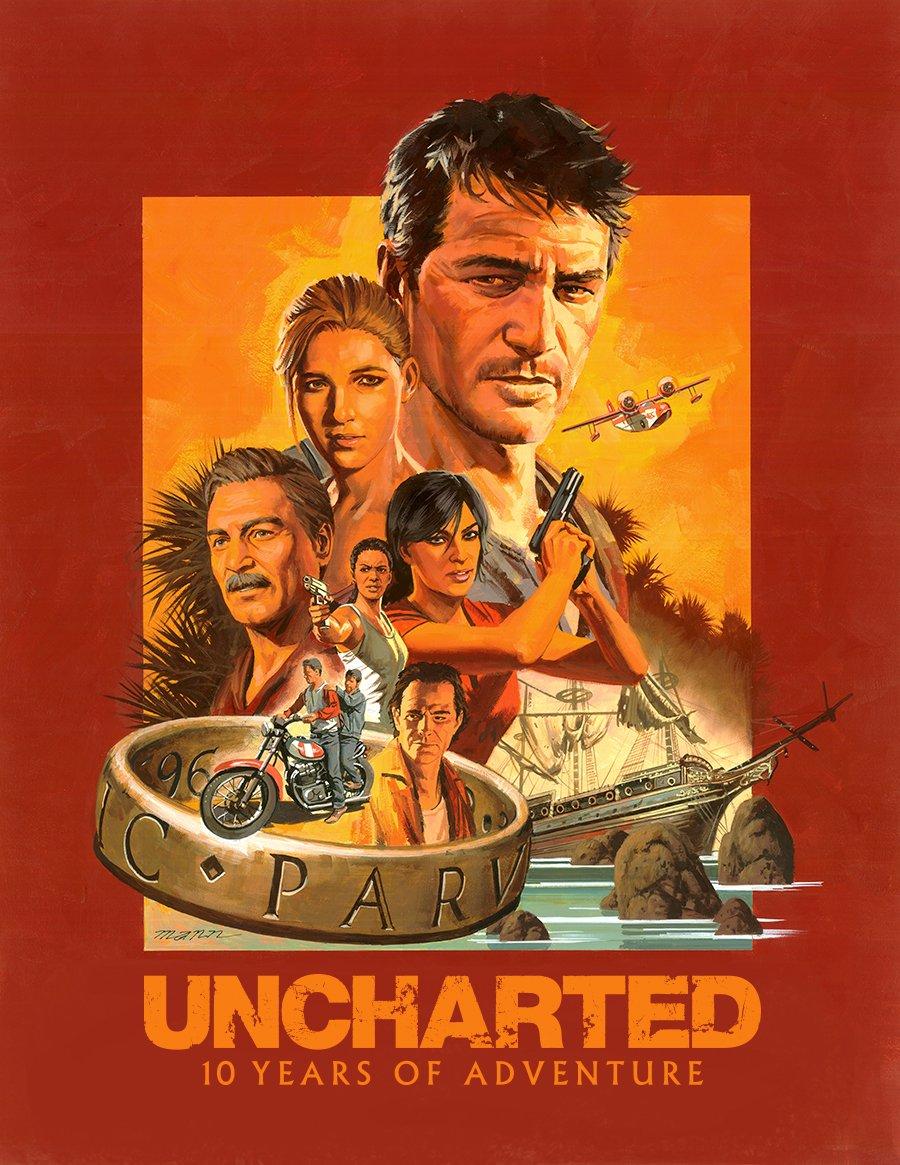 مبيعات سلسلة العاب Uncharted تصل حاجز ال41.7 مليون نسخة