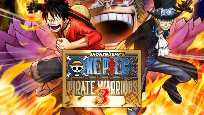 الإعلان التلفزيوني وعرض دعائي جديد للعبة One Piece: Pirate Warriors 3 Deluxe Edition