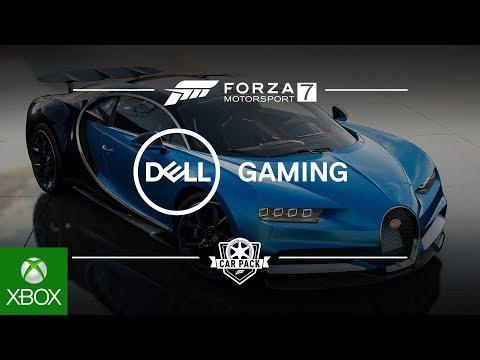 Forza Motorsport 7 تحصل على حزمة مركبات Dell