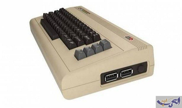 """جهاز الألعاب """"كومودور"""" الجديد يأتي بـ64 لعبة نهاية آذار"""