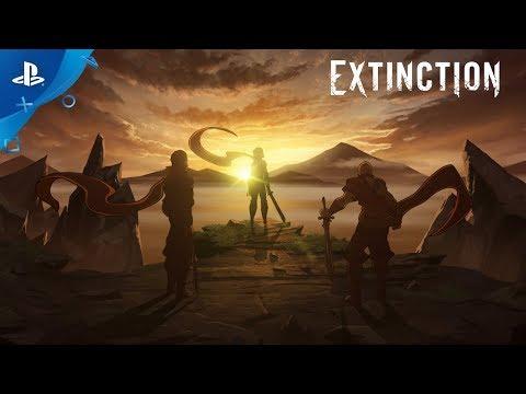 لعبة الأكشن Extinction تستعرض القصة مع عرض جديد
