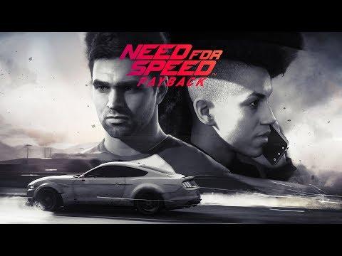 عرض الإطلاق للعبة Need For Speed Payback