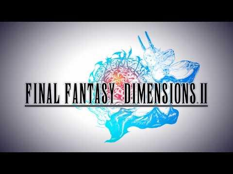 Final Fantasy Dimensions II أصبحت متوفرة على الهواتف الذكية