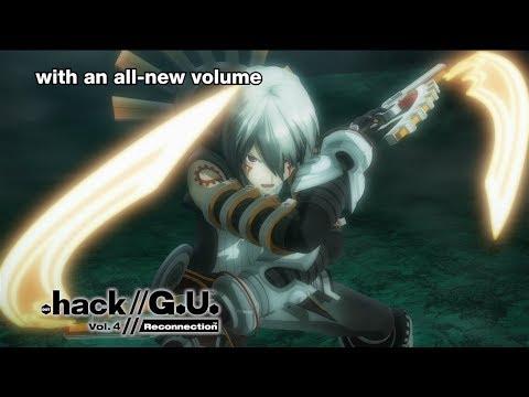 .hack//G.U. Last Recode تحصل على عرض الإطلاق
