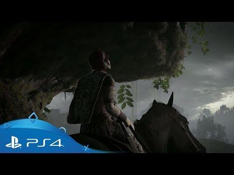 العرض السينمائي لمقدمة لعبة Shadow of the Colossus وعرض جديد للعب!