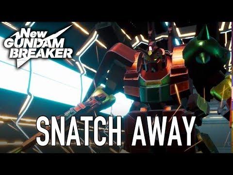 Gundam Breaker تصدر لأجهزة PS4/Steam في 22 يونيو