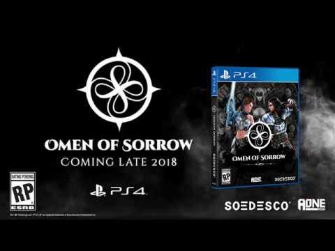 لعبة القتال Omen Of Sorrow تحصل على عرض دعائي جديد