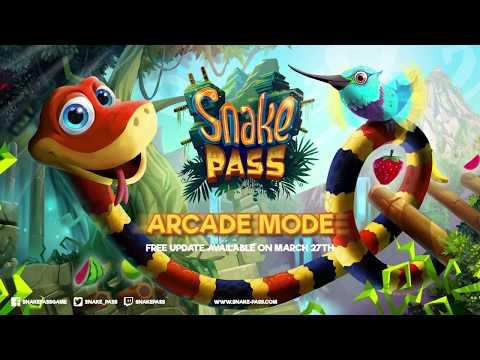 لعبة المنصات Snake Pass تحصل على طور Arcade لجميع الأجهزة