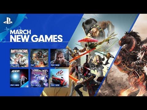 Battleborn و Darksiders والمزيد من الألعاب الجديدة تضاف إلى خدمة الـPS Now هذا الشهر