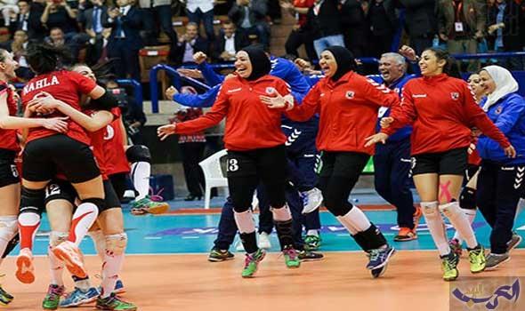الأهلي المصري يقع مع مجموعة قوية في بطولة إفريقيا للطائرة