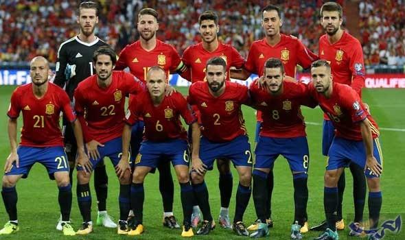 منتخب إسبانيا يرصد 125 ألف يورو لكل لاعب حال التتويج في المونديال