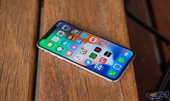 أبل تتخلص من تصميم الشاشة الأمامية في آيفون X في هواتفها المقبلة