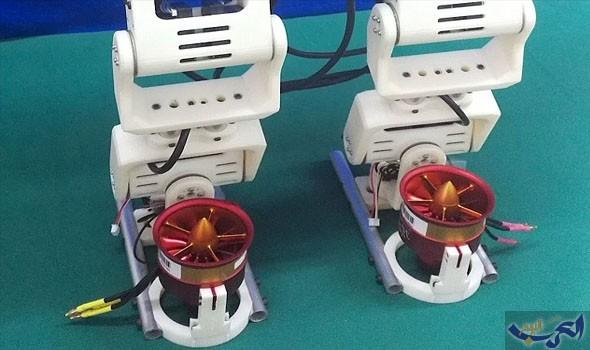 """الصينيون يكشفون عن روبوت مستوحى من """"الرجل الحديدي"""""""