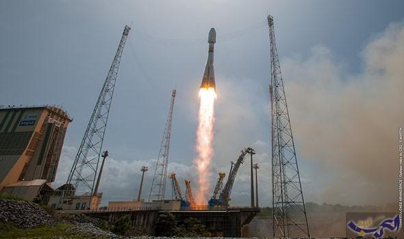 إطلاق صاروخ Soyuz الروسى حاملا 4 أقمار صناعية للمدار الأرضى المنخفض