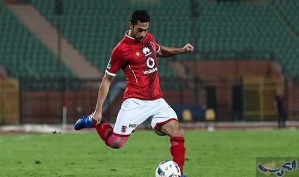 أحمد فتحي يُنهي الجدل ويُجدِّد للنادي لأهلي لمدة موسمين