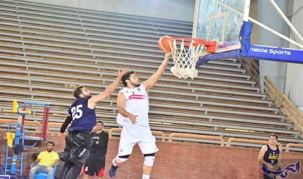 نتائج الجولة قبل الأخيرة من الدور قبل النهائى لدوري سوبر السلة المصري