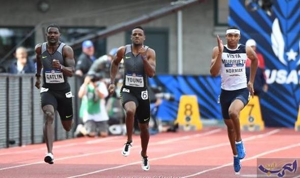 الأميركي نورمان يحطم الرقم العالمي لسباق 400 متر داخل القاعات