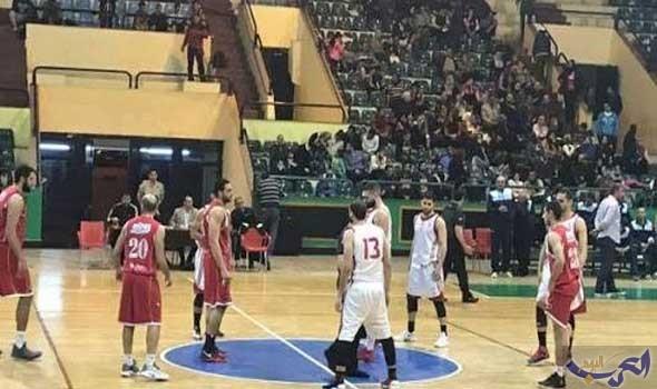 الزمالك يكرر انتصاره على الأهلي في سوبر السلة المصري