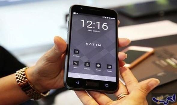 """شركة """"دارك ماتر"""" تعلن عن هاتفها الجديد """"كاتيم"""""""