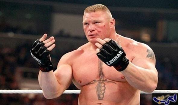 """مفاجأة جديدة بشأن مستقبل ليسنر مع """"WWE"""""""
