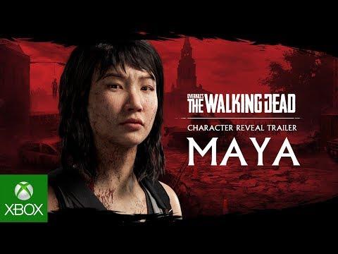 لنتعرف على Maya من Overkill's The Walking Dead
