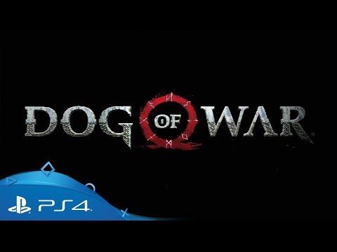 كلب الحرب هي طريقة سوني بريطانيا للترويج عن لعبة God of War!