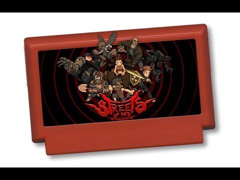 لعبة قتال الأرصفة المستقلة Streets of Red تحصل على عرض الإطلاق لأجهزة PS4/Switch