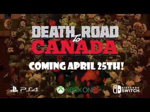 لعبة الحركة Death Road to Canada تصدر في 25 آبريل لجميع الأجهزة الحالية