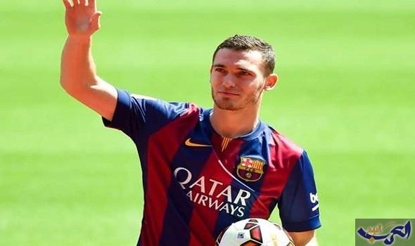 برشلونة يرغب في تجديد عقد المدافع فيرمايلين