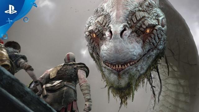 كبار مطوري الألعاب حول العالم يُهنئون سوني و Santa Monica على إطلاق God of War